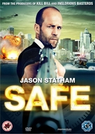 Safe - British DVD movie cover (xs thumbnail)