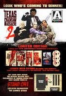 The Texas Chainsaw Massacre 2 - British Video release poster (xs thumbnail)