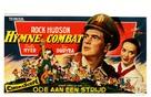 Battle Hymn - Belgian Movie Poster (xs thumbnail)