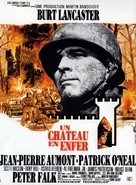 Castle Keep - French Movie Poster (xs thumbnail)