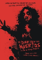 Diary of the Dead - Argentinian Movie Poster (xs thumbnail)
