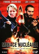 Warhead - French DVD cover (xs thumbnail)