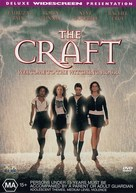 The Craft - Australian Movie Cover (xs thumbnail)