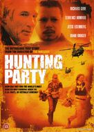 The Hunting Party - Danish DVD cover (xs thumbnail)