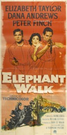 Elephant Walk - Movie Poster (xs thumbnail)