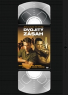 Double Impact - Czech Movie Cover (xs thumbnail)