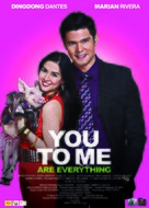 You to Me Are Everything - Philippine Movie Poster (xs thumbnail)