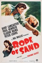 Rope of Sand - Movie Poster (xs thumbnail)