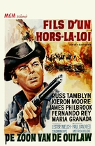 Son of a Gunfighter - Belgian Movie Poster (xs thumbnail)