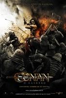 Conan the Barbarian - Brazilian Movie Poster (xs thumbnail)