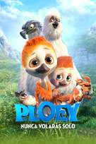 PLOEY: You Never Fly Alone - Argentinian Movie Cover (xs thumbnail)