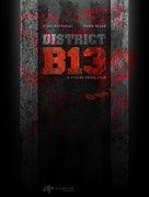 Banlieue 13 - poster (xs thumbnail)