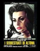 I sequestrati di Altona - Italian Movie Poster (xs thumbnail)