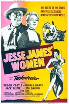 Jesse James' Women - Movie Poster (xs thumbnail)
