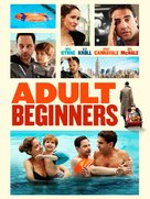 Adult Beginners - DVD movie cover (xs thumbnail)