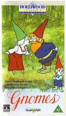 Gnomes - British Movie Cover (xs thumbnail)