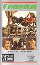 Tedeum - Finnish VHS cover (xs thumbnail)