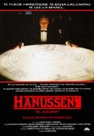 Hanussen - Spanish Movie Poster (xs thumbnail)