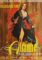 Alraune - German Movie Poster (xs thumbnail)