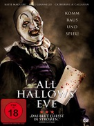 All Hallows' Eve - German DVD movie cover (xs thumbnail)