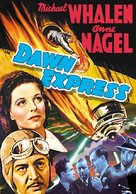 The Dawn Express - DVD movie cover (xs thumbnail)