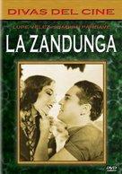 La zandunga - DVD movie cover (xs thumbnail)