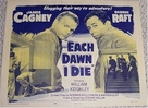 Each Dawn I Die - Movie Poster (xs thumbnail)