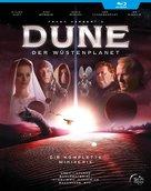 """Dune"" - German Blu-Ray cover (xs thumbnail)"