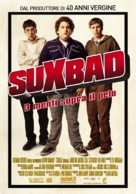 Superbad - Italian Movie Poster (xs thumbnail)