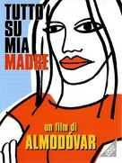 Todo sobre mi madre - Italian Movie Cover (xs thumbnail)