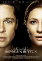 The Curious Case of Benjamin Button - Italian Movie Poster (xs thumbnail)