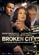Broken City - Argentinian Movie Poster (xs thumbnail)