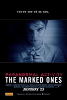 Paranormal Activity: The Marked Ones - Australian Movie Poster (xs thumbnail)