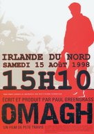 Omagh - French Movie Poster (xs thumbnail)