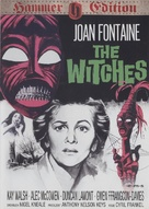 The Witches - German DVD cover (xs thumbnail)