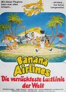 Pacific Banana - German Movie Poster (xs thumbnail)