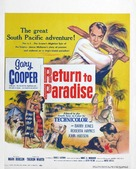 Return to Paradise - Movie Poster (xs thumbnail)