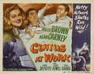 Genius at Work - Movie Poster (xs thumbnail)
