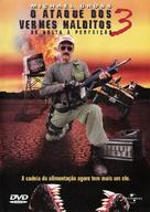 Tremors 3: Back to Perfection - Brazilian Movie Cover (xs thumbnail)