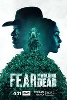 """""""Fear the Walking Dead"""" - Movie Poster (xs thumbnail)"""