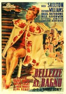 Bathing Beauty - Italian Movie Poster (xs thumbnail)