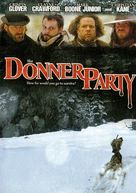 The Donner Party - DVD cover (xs thumbnail)
