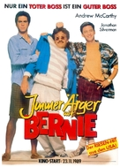 Weekend at Bernie's - German Movie Poster (xs thumbnail)