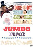Billy Rose's Jumbo - DVD movie cover (xs thumbnail)