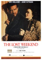 The Lost Weekend - Spanish Movie Poster (xs thumbnail)