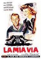 Going My Way - Italian Movie Poster (xs thumbnail)