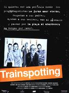 Trainspotting - Spanish Movie Poster (xs thumbnail)