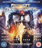 Robot Overlords - British Blu-Ray cover (xs thumbnail)