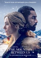 The Mountain Between Us - Dutch Movie Poster (xs thumbnail)