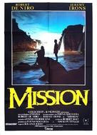 The Mission - Italian Movie Poster (xs thumbnail)